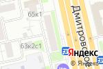 Схема проезда до компании Городская поликлиника №6 в Москве