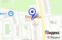 Схема проезда до компании АПТЕКА ВАШЕ ЗДОРОВЬЕ в Москве
