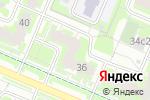 Схема проезда до компании Ivena в Москве