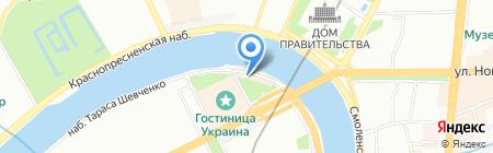 Soluxe Club на карте Москвы