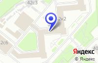 Схема проезда до компании БИЗНЕС-ЦЕНТР ПЛАНЕТА-ТУР в Москве