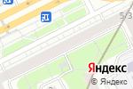 Схема проезда до компании Zолотой в Москве