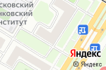 Схема проезда до компании ГеоРесурсГрупп в Москве