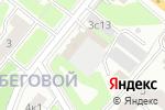 Схема проезда до компании Лекс Патриа в Москве
