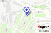 Схема проезда до компании СТРОИТЕЛЬНО-МОНТАЖНЫЙ ПОЕЗД № 380 в Щербинке