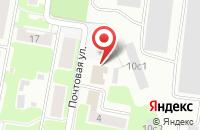 Схема проезда до компании Новая урантия в Подольске