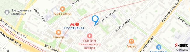 улица Доватора