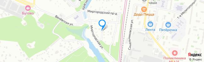 переулок Миргородский 2-й