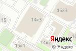 Схема проезда до компании Семейные адвокаты и юристы в Москве