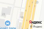 Схема проезда до компании Автотомойка на Симферопольском шоссе в Москве