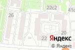 Схема проезда до компании Стоматология 77 в Москве