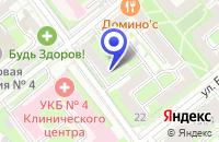 Схема проезда до компании ОБУВНОЙ МАГАЗИН ЛА РОТОНДА в Москве