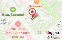 Схема проезда до компании Петровские Дали в Москве