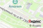 Схема проезда до компании Трой в Москве