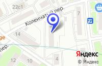 Схема проезда до компании ТОРГОВАЯ КОМПАНИЯ ЕВРОВЕТ ИНТЕРНЕШНЛ в Москве