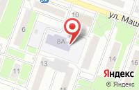 Схема проезда до компании Снежинка в Подольске