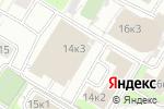 Схема проезда до компании WINTERSTEIGER в Москве