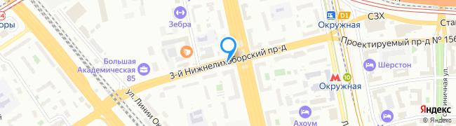 проезд Нижнелихоборский 3-й