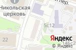 Схема проезда до компании Креола в Москве