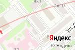 Схема проезда до компании Иконописная Мастерская Екатерины Ильинской в Москве