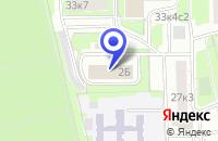 Схема проезда до компании НПК СОЮЗСПЕЦАВТОМАТИКА в Москве