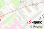 Схема проезда до компании МЕЖДУНАРОДНЫЙ ИНСТИТУТ ГЕНЕАЛОГИЧЕСКИХ ИССЛЕДОВАНИЙ в Москве