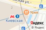 Схема проезда до компании Серсо в Москве