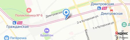 AT Consulting на карте Москвы