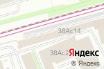 Схема проезда до компании Admitad в Москве