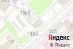 Схема проезда до компании НИИ биомедицинской химии им. В.Н. Ореховича РАМН в Москве