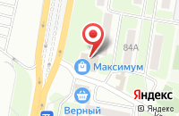 Схема проезда до компании ВСЕ МОГУ в Подольске
