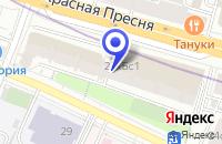 Схема проезда до компании ПТФ MAZZITELLI в Москве