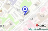 Схема проезда до компании ТОРГОВАЯ КОМПАНИЯ ОКТОПУС в Москве