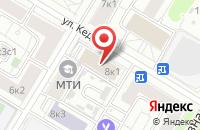Схема проезда до компании Искусство В Школе в Москве