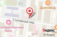 Схема проезда до компании Смартбук в Москве