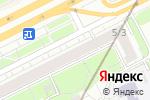 Схема проезда до компании Fitbox в Москве