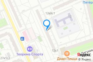 Сдается двухкомнатная квартира в Москве Дубнинская ул., 12к1