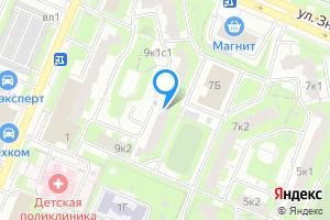 Сдается однокомнатная квартира в Москве улица Знаменские Садки, 9к1