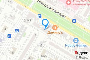 Снять комнату в трехкомнатной квартире в Москве ул. Дмитрия Ульянова, 12к2