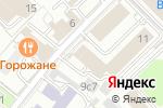 Схема проезда до компании Саввинский в Москве