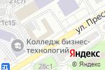 Схема проезда до компании КЗМИ, ЗАО в Москве