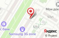 Схема проезда до компании Салон-Студия «Империя Флоры» в Москве