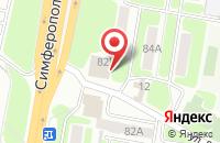 Схема проезда до компании DoVista в Подольске