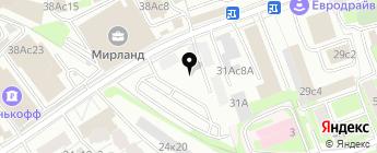 RedAuto на карте Москвы