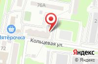 Схема проезда до компании Планета Конструкций в Подольске