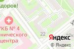 Схема проезда до компании Пиявки Спортивная купить +7 (926) 931-00-65 в Москве