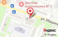 Схема проезда до компании ЭкономЪ в Подольске