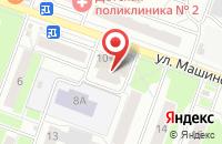 Схема проезда до компании Ателье по ремонту одежды в Подольске