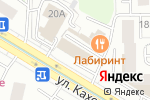Схема проезда до компании Lashessecret в Москве