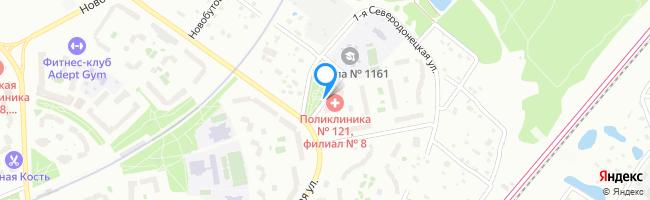 улица Северодонецкая 2-я